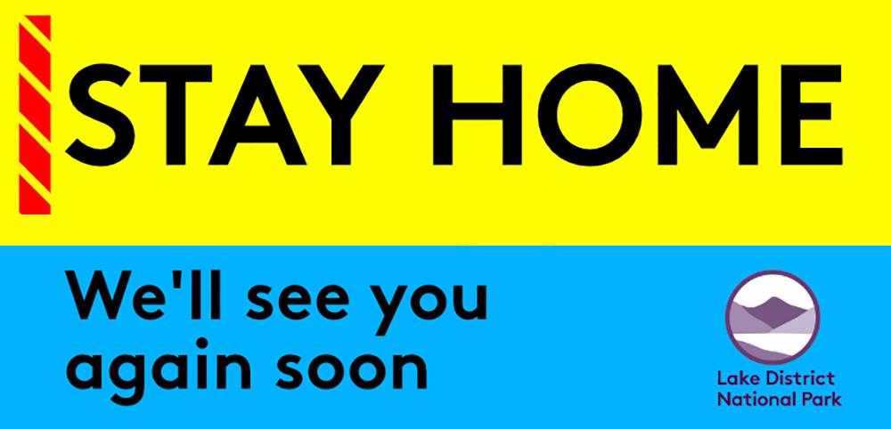 Stay Home we'll see you again soon
