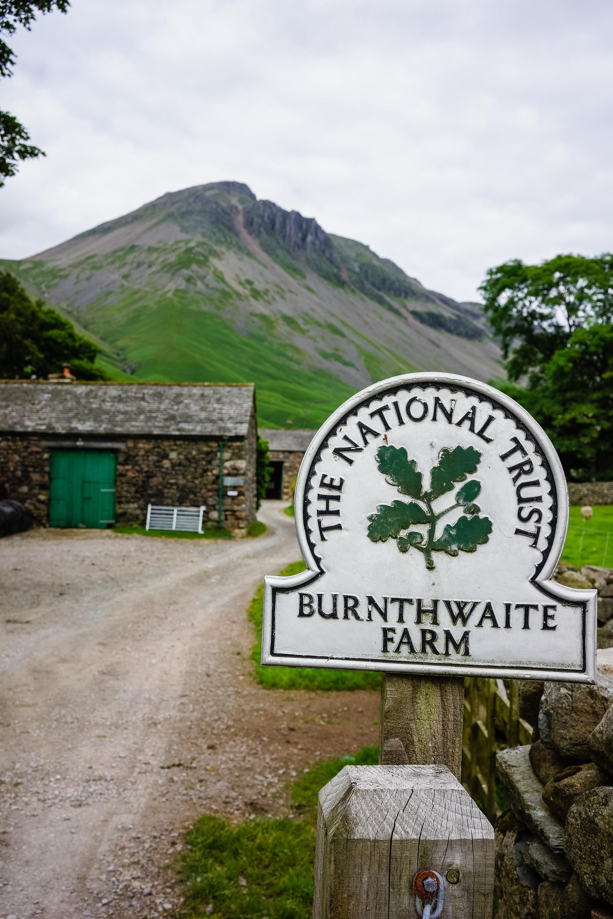 National Trust Burnthwaite Farm - John Hodgson
