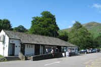 Ullswater Information Centre in Glenridding